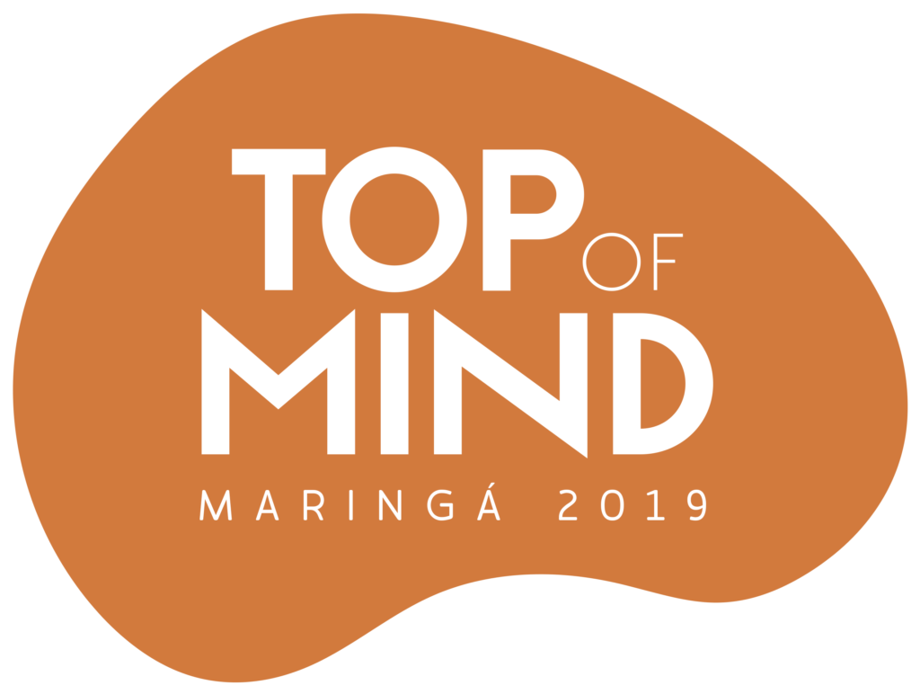 top of mind logo